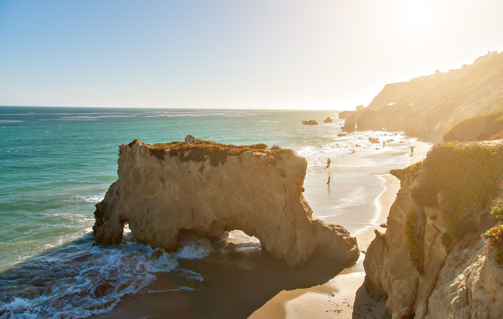 El matador state beach malibu ca california beaches for Beautiful beaches in la