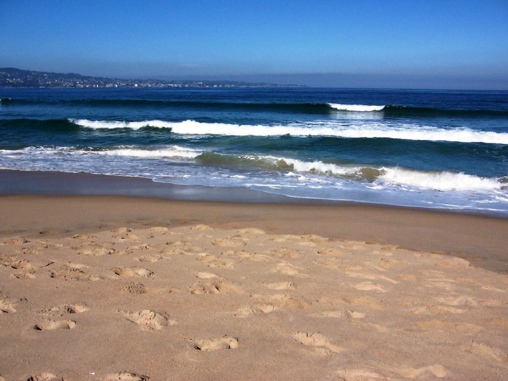 Monterey State Beach - <b>Seaside</b> Beach, <b>Seaside</b>, CA ...