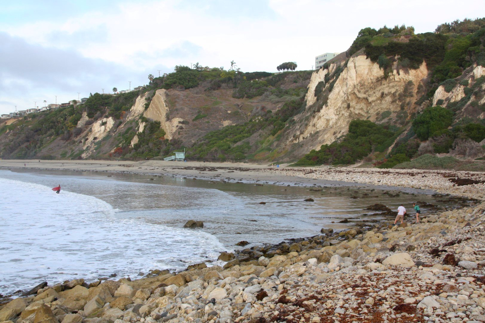Malaga Cove Beach Palos Verdes Estates Ca California Beaches