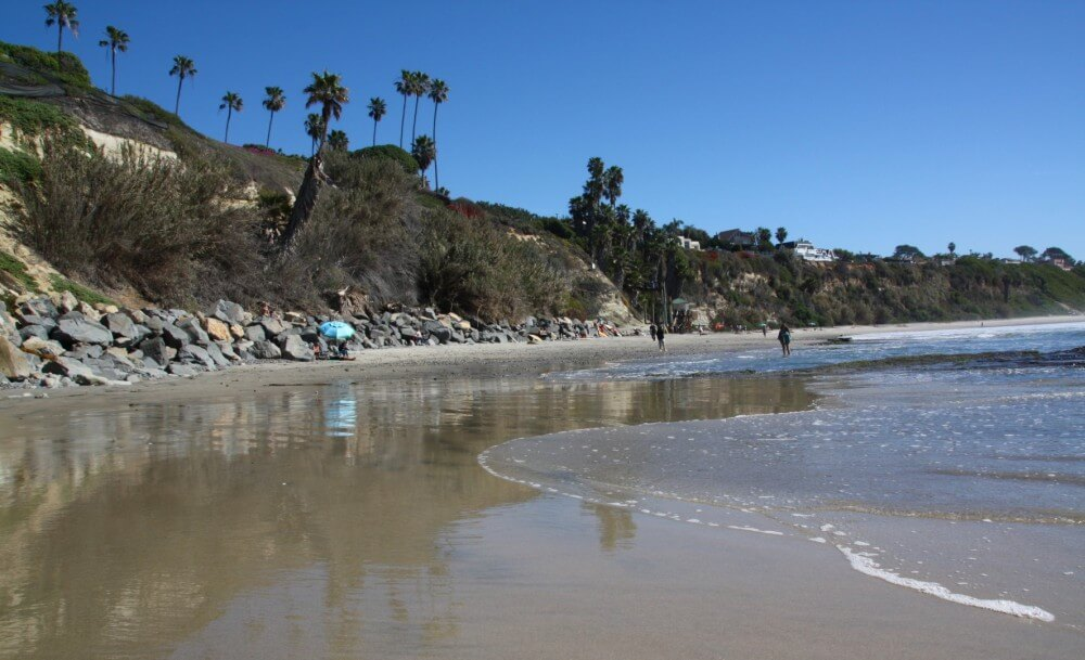 Swamis Beach Encinitas Ca California Beaches
