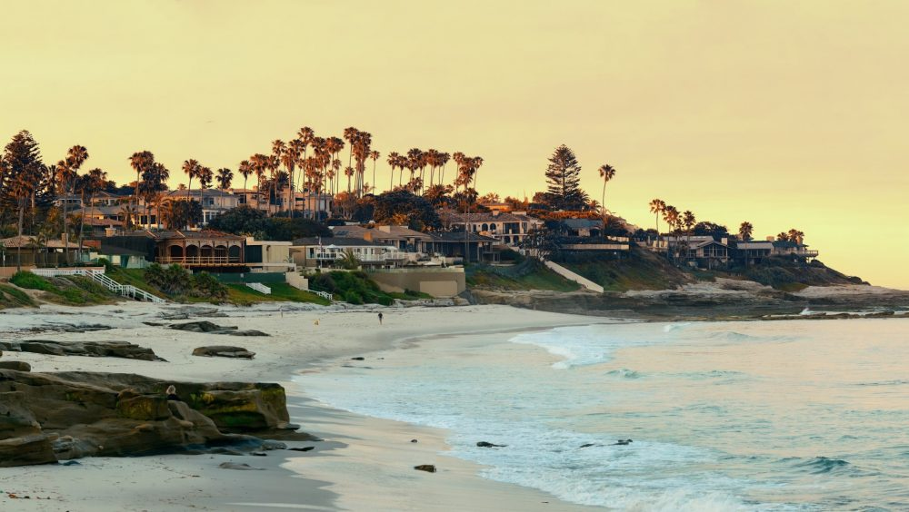 Windansea Beach, La Jolla, CA - California Beaches on
