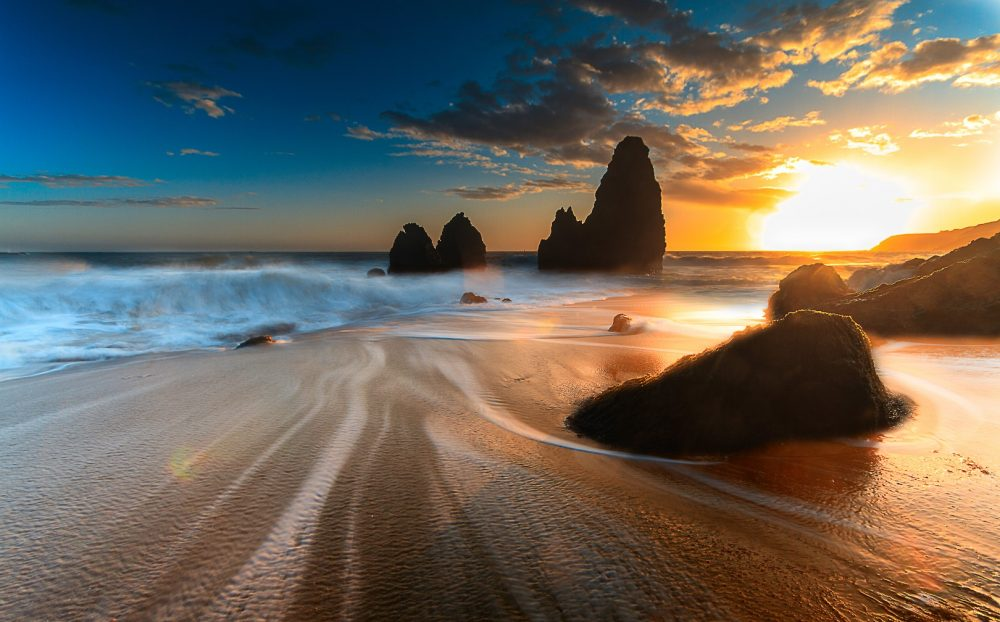Rodeo Beach, Sausalito, CA - California Beaches | title