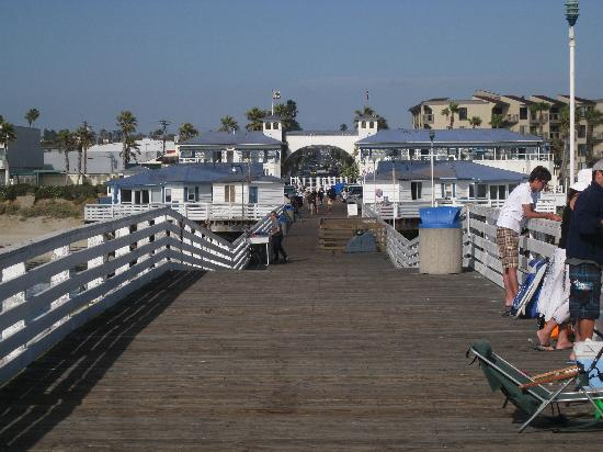 Crystal Pier Hotel Cottages