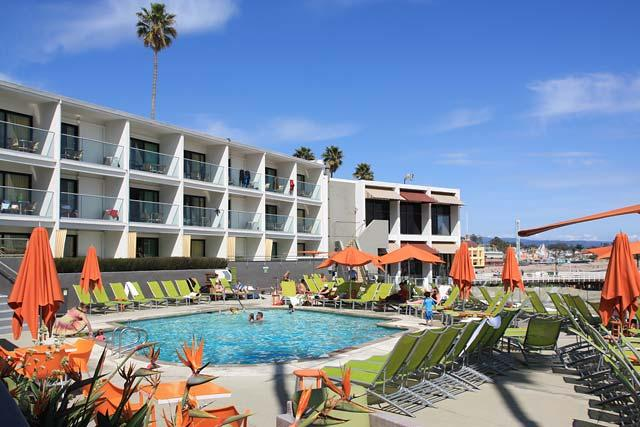 Cheap hotels in santa cruz beach boardwalk
