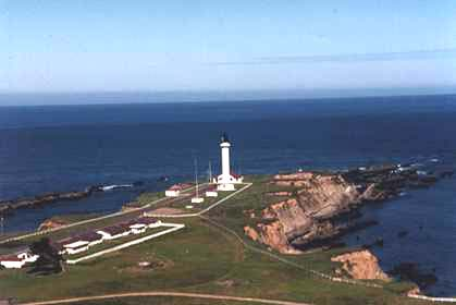 Lodging At Point Arena Lighthouse