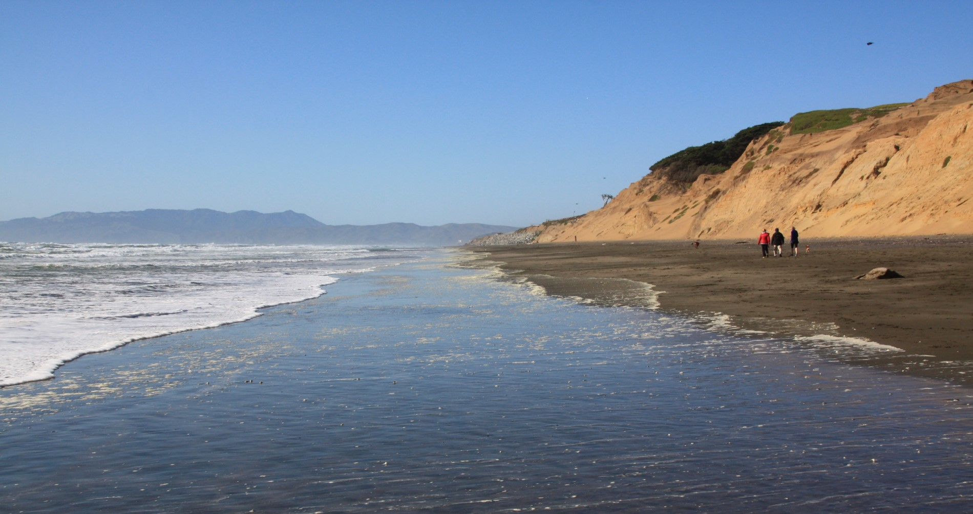 Best beaches near oakland ca california beaches for Best beach near la