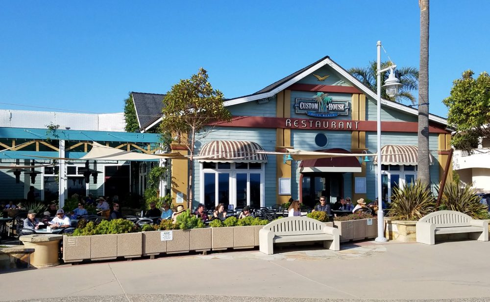 Old Port Restaurant Avila Beach