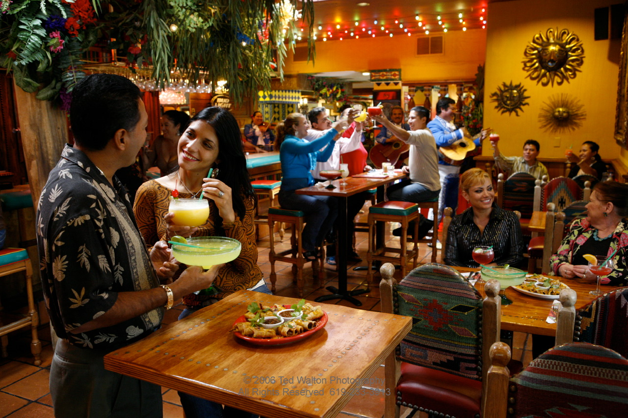 Nati 39 s mexican restaurant san diego ca california beaches - Ristorante in casa ...