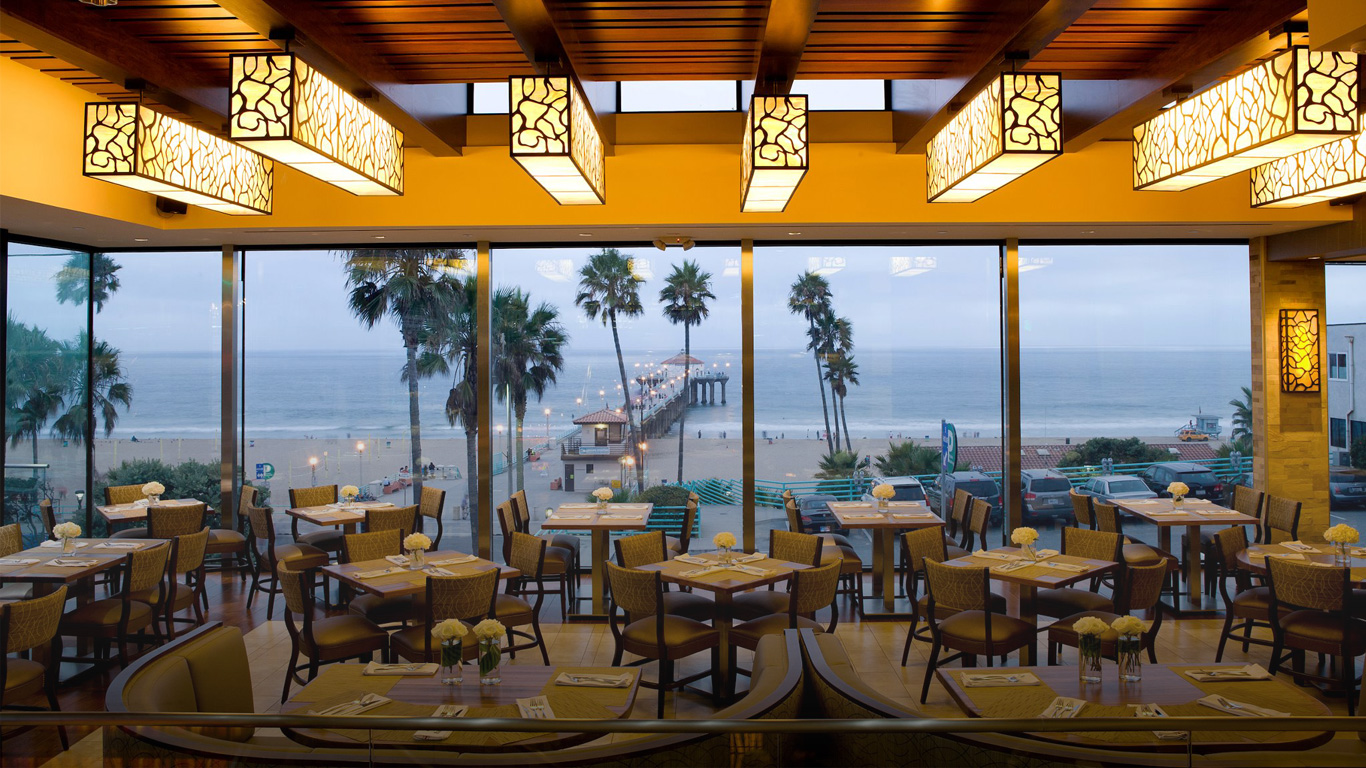 The Strand Restaurant Manhattan Beach