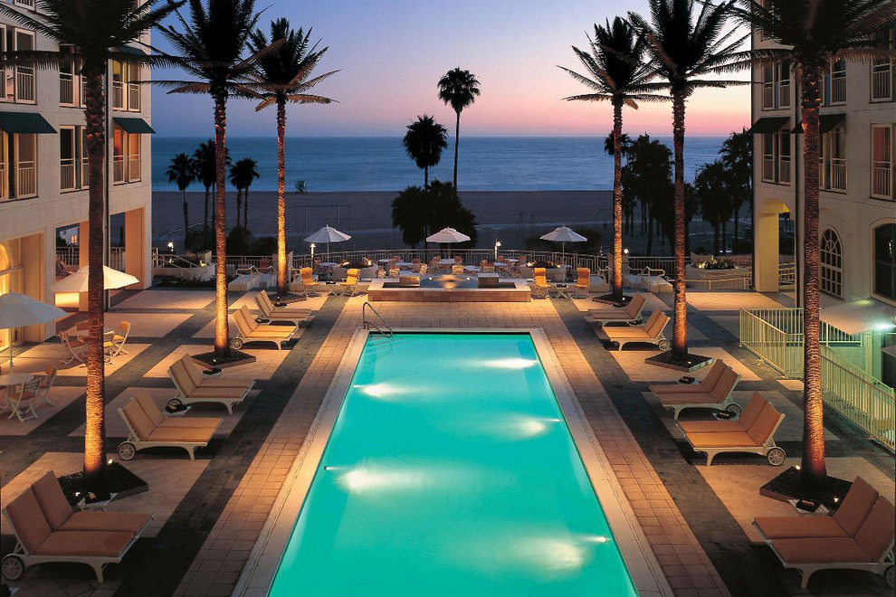 Los Angeles Beachfront Hotels - California Beaches