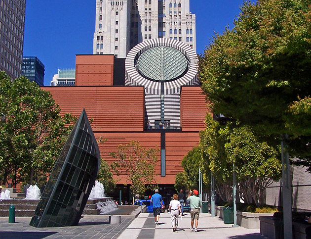 San francisco museum of modern art san francisco ca for San francisco contemporary art museum