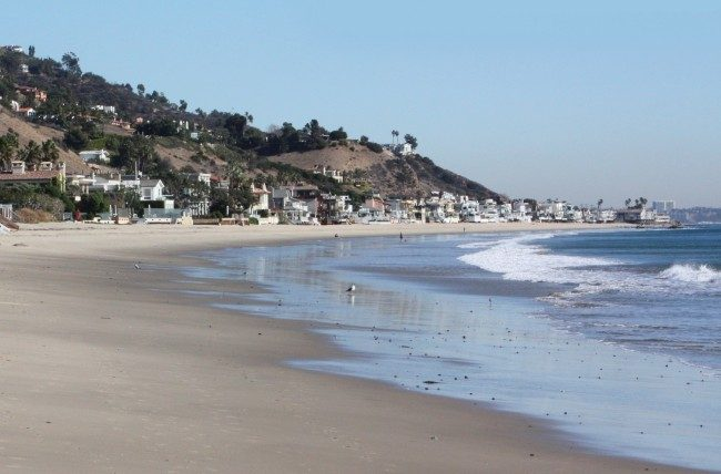 9 secluded beaches near los angeles california beaches for Best beach near la