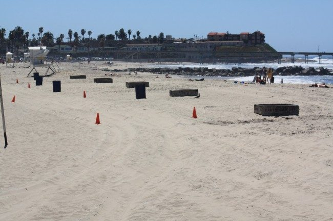 Since Ocean Beach City Beach is the main beach in the neighborhood, it  stays perpetually crowded. That being said, since there are numerous fire  pits here, ... - Beach Bonfire Guide For San Diego County - California Beaches